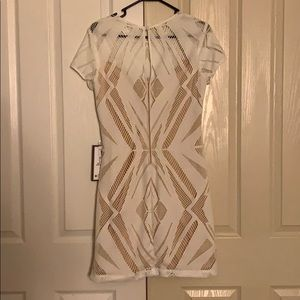 NWT Macy's B Darlin Dress